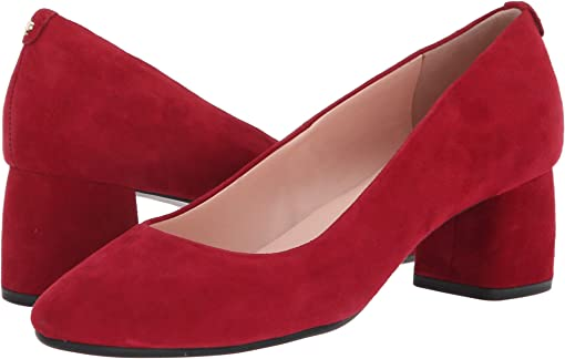 Ruby Suede