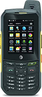Sonim XP6 XP6700 8GB Android Factory Unlocked 4G/LTE Smartphone (Black/Yellow)