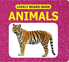 Lovely Board Books - Animals
