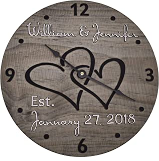 wooden clock ideas