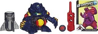 B-Daman Crossfire BD-12 Thunder Bearga Figure