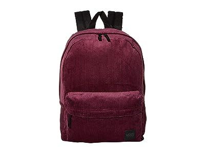 Vans Deana III Backpack (Prune) Backpack Bags