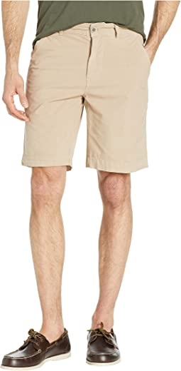 Stretch Poplin Shorts