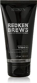 Redken Brews Extreme Gel for Unisex, 5 Oz., 181.44g