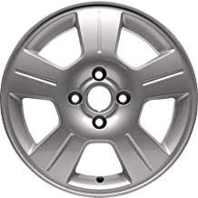 Partsynergy Replacement For New Replica Aluminum Alloy Wheel Rim 16 Inch Fits 2003-2007 Ford Focus 4-108mm 5 Spokes