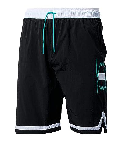 PUMA Franchise Woven Shorts (PUMA Black) Men