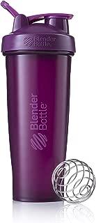 BlenderBottle C01644 Classic Loop Top Shaker Bottle, 32-Ounce, Plum/Plum