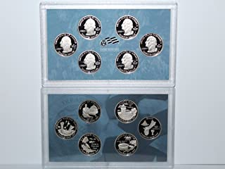 2009 S US Mint US Territories Proof Set Gem Uncirculated