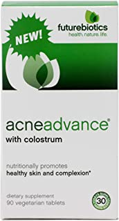 Futurebiotics AcneAdvance, 90 Vegetarian Tablets