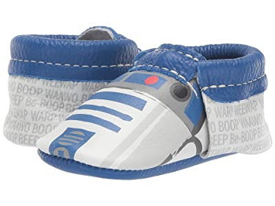 Freshly Picked Star Wars R2-D2 City Mocc (Infant/Toddler) (Blue/Gray) Kid