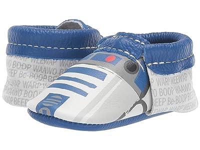 Freshly Picked Star Wars R2-D2 City Mocc (Infant/Toddler) (Blue/Gray) Kid