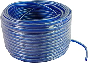 $29 » Sponsored Ad - Rockville Blue 16G100 OFC 16 Gauge 100 Foot 100% Copper Speaker Wire Car Audio