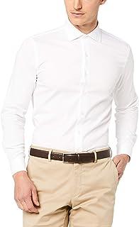 Van Heusen Men's Slim Fit Shirt Washed