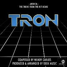 tron soundtrack 1982