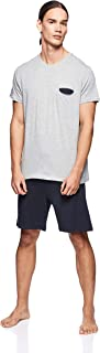 OVS Men's 191PJA191PJPOCK-906 Pyjamas