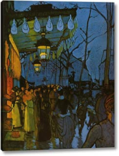 Avenue de Clichy, Five by Louis Anquetin - 17