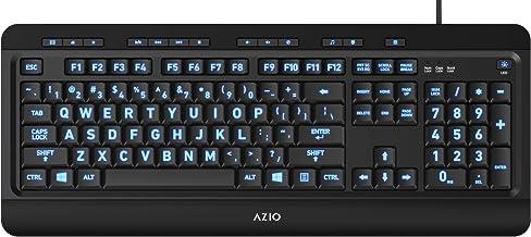 صفحه کلید بی سیم بی رنگ سه رنگی (KB505U)