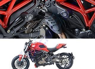 R&G Aero Style Frame Sliders for Ducati Monster 1200 '14-'15 & Monster 1200S '14-'15