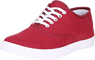 Kraasa Men's Canvas Sneaker