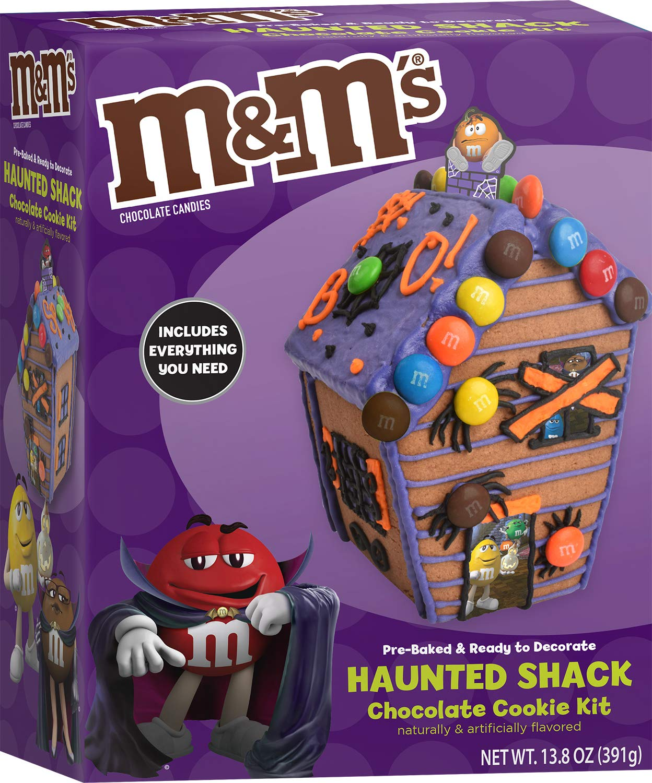 MMs Haunted Shack Super-cheap Chocolate Cookie Kit 13oz Pre-Bake - Overseas parallel import regular item 391g
