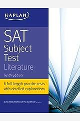 SAT Subject Test Literature (Kaplan Test Prep) Kindle Edition