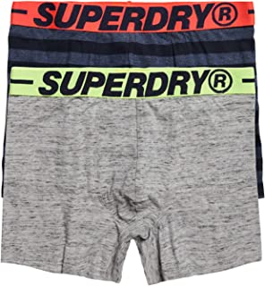 Superdry Boxer Double Pack Boxer Shorts