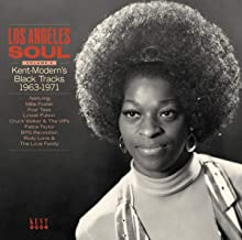 VARIOUS ARTISTS - Los Angeles Soul Volume 2: Kent-Modern's Black Tracks 1963-1971 (2019) LEAK ALBUM