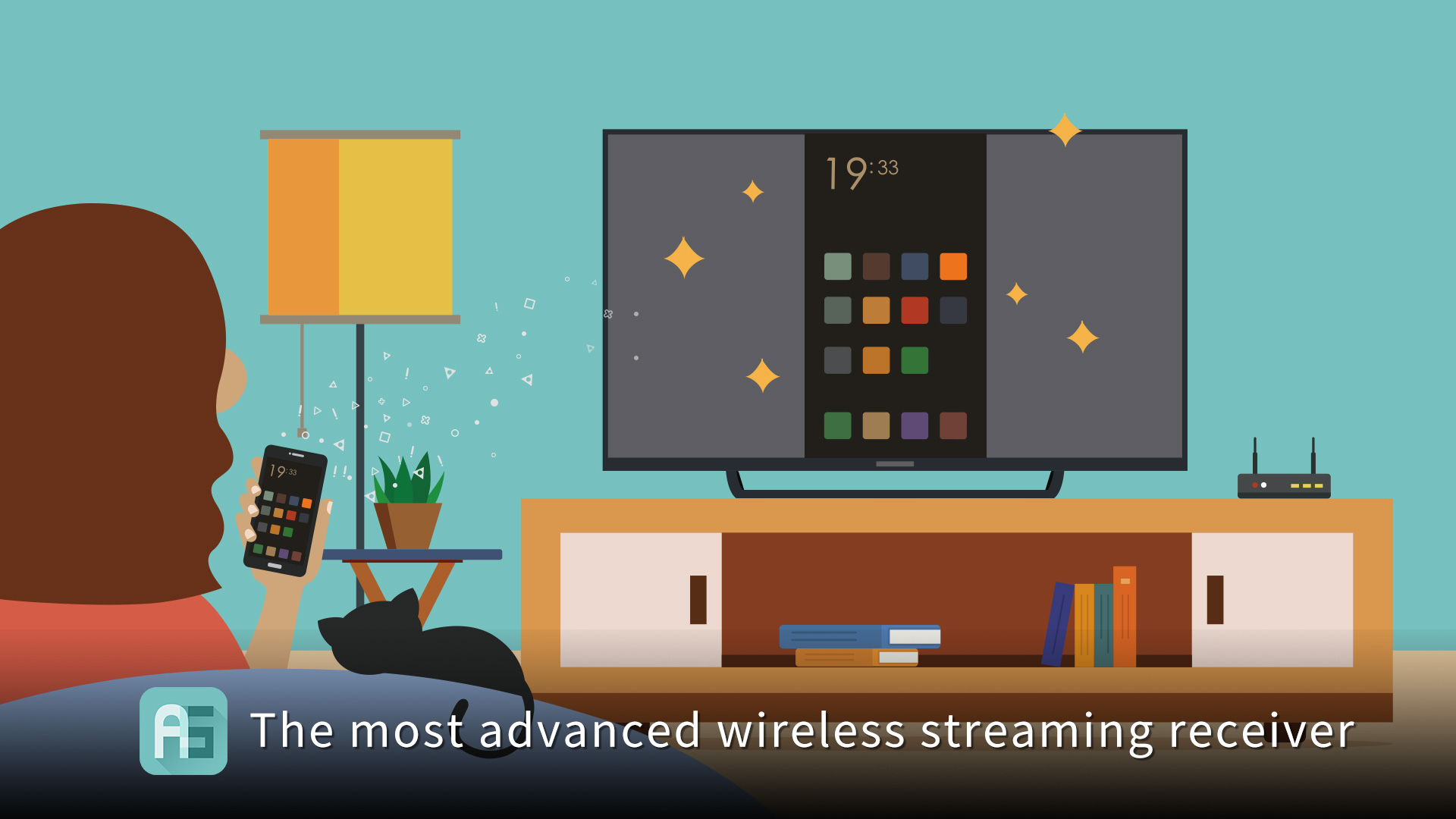 AirScreen - AirPlay & Google Cast & Miracast & DLNA