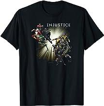 Injustice: Gods Among Us Good vs Evil T-Shirt