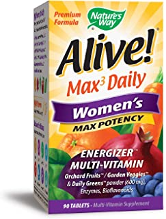 alive women's energy vitamin