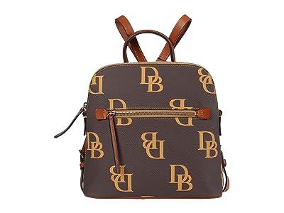 Dooney & Bourke Monogram Backpack