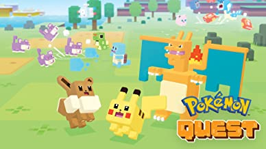Pokémon Quest - Nintendo Switch [Digital Code]
