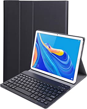YGoal Teclado Funda para Lenovo Smart Tab M10, [QWERTY Inglés ...