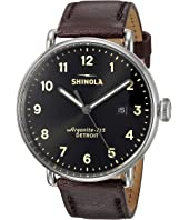 Shinola Detroit - The Canfield 43mm - 20001939