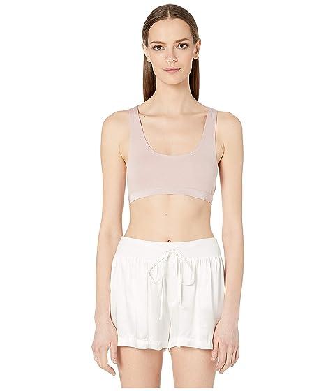 Skin Solange Pima Cotton Crop Top