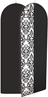 """Your Bags Damask Dress and Gown Garment Travel Bags - 54"""" x 24"""" -Women's, Hanging Window"""