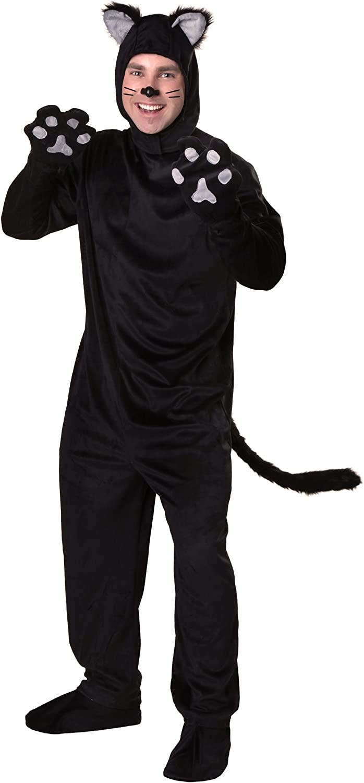 tienda Adult negro Cat Cat Cat Fancy dress costume Standard  ofreciendo 100%