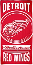 NHL Badhanddoek Detroit Red Wings handdoek strandhanddoek handdoek 150x75cm