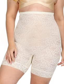 Women's Smooth Shapewear High-Waist Thigh Slimmer Shorts