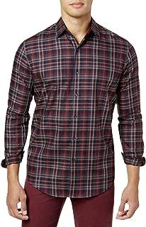 Tasso Elba Men's Plaid Shirt