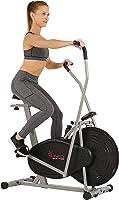 Sunny Health & Fitness SF-B2618 Träningscykel, Grå