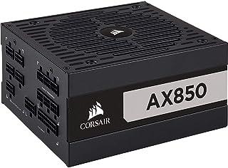 محول طاقة وحدات 850 واط من كورسير AX850 - تيتانيوم