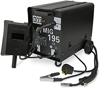 MIG Series Gas-Less Flux Core Wire Welder Welding Machine Automatic Feed Unit DIY (