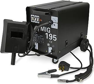 MIG Series Gas-Less Flux Core Wire Welder Welding Machine Automatic Feed Unit DIY (