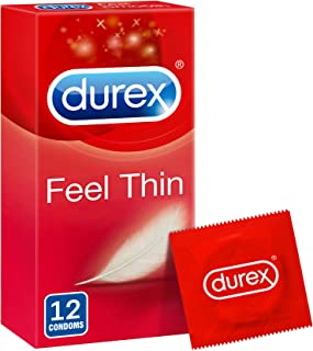 Durex Fetherlite Condoms 12 Pieces