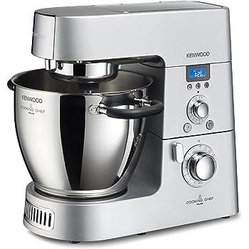 Kenwood Cooking Chef KM094 Küchenmaschine, 1.500 W, Induktion 20-140°C, 6,7 l Füllmenge