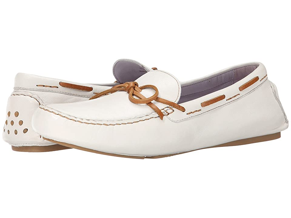 Johnston & Murphy Maggie Camp Moc (White Glove Leather) Women