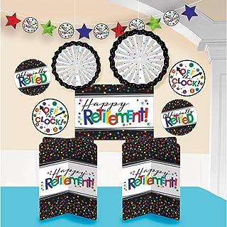 amazon com retirement event party supplies home kitchen rh amazon com