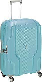 Delsey Delsey Suitcase, 72 cm, 106 liters, Multicolour (Gris/Azul)