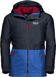 Jack Wolfskin Unisex Kinder Snowy Days Jacket Kids Wetterschutzjacke